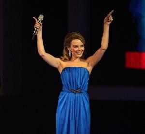 Kylie Minogue, l'ultra-glamour