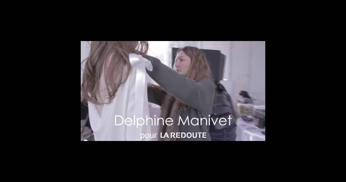 essayages chez delphine manivet Première collection de robes de soirée delphine manivet pour la redoute: robe enfin une vraie collection évènement chez la redoute oubliez vos essayages.