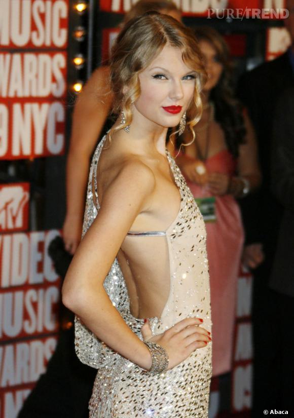 """Taylor Swift, artiste la mieux payée de 2011 selon le classement """"Money Maker"""" du Billboard."""