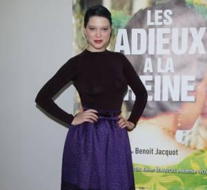 Lea Seydoux crée la surprise