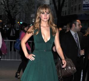 Le look du jour : Jennifer Lawrence,  poupée sexy