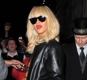 Rihanna enflamme Londres