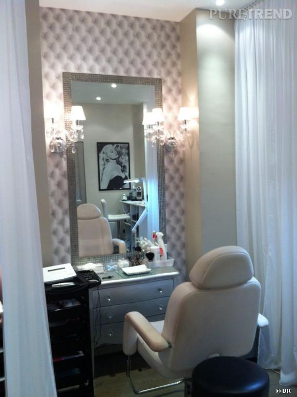 Le Boudoir du Regard, un salon cosy en plein coeur du 16e arrondissement.