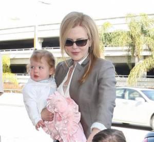 Nicole Kidman, maman chic et décontractée