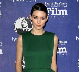Rooney Mara vs Dianna Agron : la robe babydoll Louis Vuitton