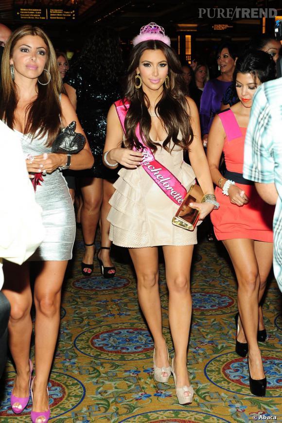 Kim Kardashian, la Barbie arménienne ne compte plus ses conquêtes et vient d'attraper Kanye West dans ses filets.
