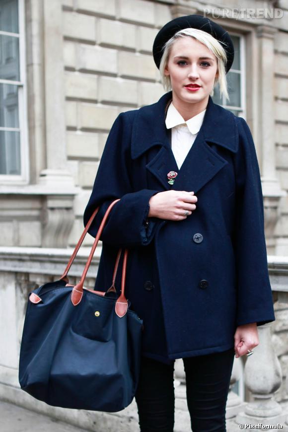 """L'incontournable sac """"Pliage"""" de Longchamp.       A shopper ici :    www.longchamp.com"""