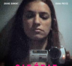 """Affiche du film """"Sibérie"""" réalisé par Joana Preiss."""