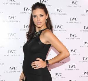 Adriana Lima, la grossesse troublante