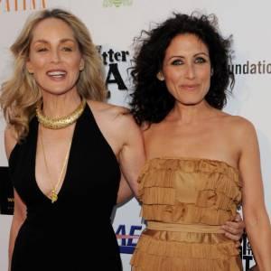 Sharon Stone et Lisa Edelstein.