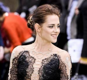 Kristen Stewart, une Blanche-Neige bien dévêtue !