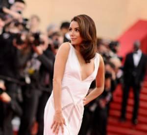 Cannes 2012 : Eva Longoria, la transparence graphique