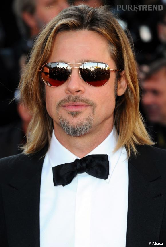 Brad Pitt est aujourd'hui un jeune homme de 48 ans avec une coupe de surfeur Australien. Mais, on lui pardonne.