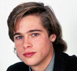 L'évolution capillaire de Brad Pitt