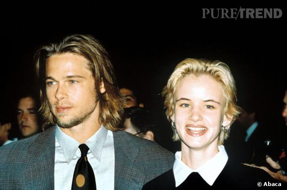 En 1993, Brad Pitt essaie de faire exploser sa carrière. Sa crinière blonde de surfeur peut y être pour quelque chose.