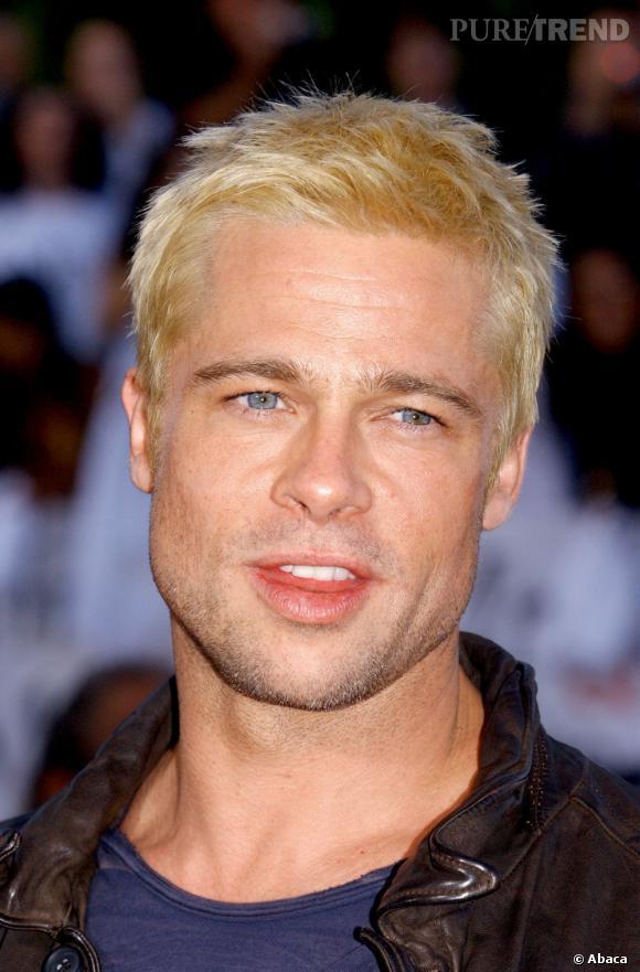 Pour mieux retenter le blond platine, un an après ?
