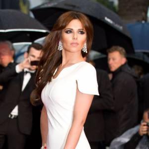 Sur le red carpet : Cheryl Cole.