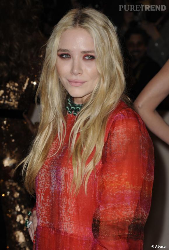 Mary-Kate Olsen, la croqueuse d'hommes du jour.