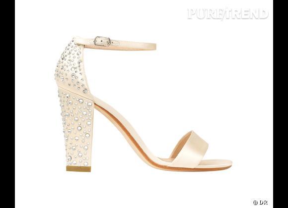 Chaussures de mariée CosmoParis, collection Dis-moi Oui, à découvrir sur son e-shop www.cosmoparis.com