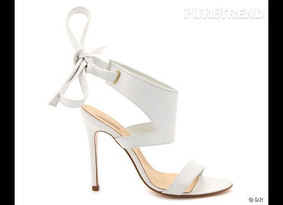 Chaussures de mariée CosmoParis et Delphine Manivet, à découvrir sur son e-shop  www.cosmoparis.com