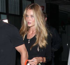 Rosie Huntington-Whiteley, une vraie fan