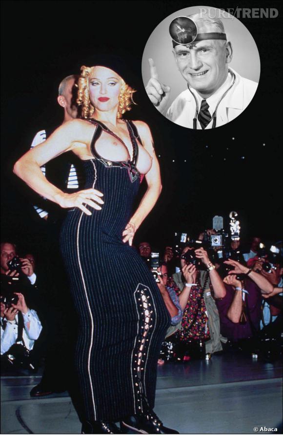 Jusqu'où ira Madonna ?
