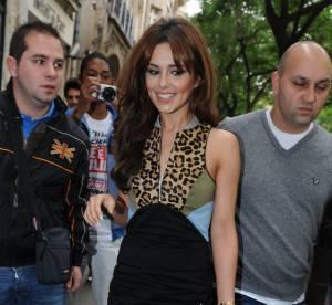 Cheryl Cole, tellement sauvage à Paris !