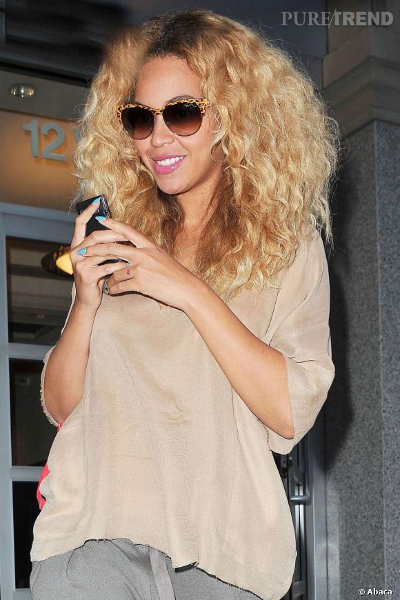 Beyonce alicia keys les plus belles afro de stars for Coupe cheveux afro naturel