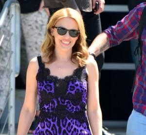 Kylie Minogue, quelle tigresse !