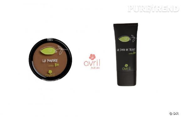 Avril propose du make-up et des soins écolos à tout petit prix.