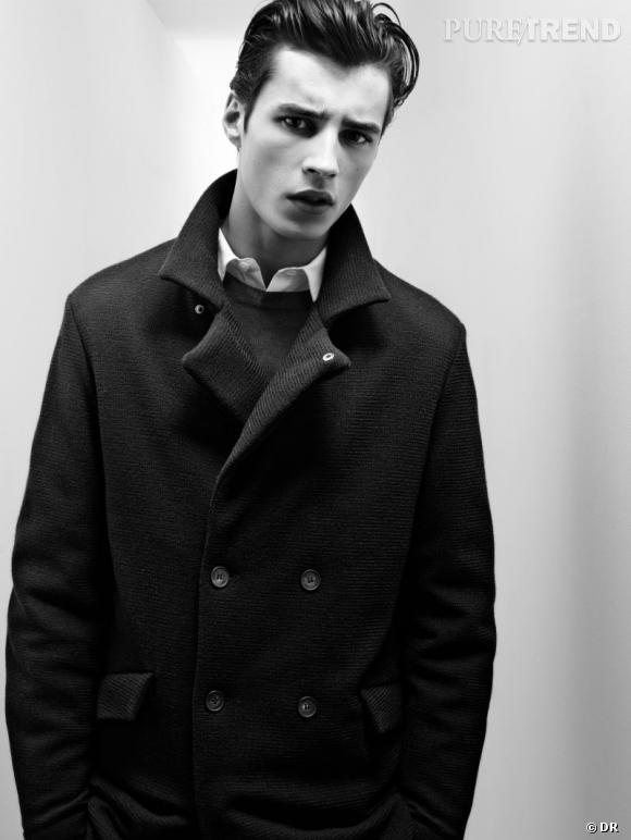 Mannequins homme, notre top 10 pour 2012   Adrien Sahores Actu   revient  pour Pierre 43804059524