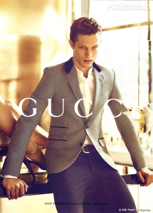 Mannequins homme, notre top 10 pour 2012   Greg Nawrat Actu   actuellement  l   2c48af016cb