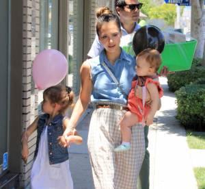 Jessica Alba, Sarah Jessica Parker, Katie Holmes : les vraies Desperate Housewives