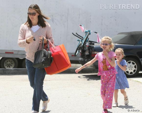 Si pour certaines le rôle de maman les rend belles, pour d'autres on ne peut pas en dire autant... pas vrai Jennifer Garner ?