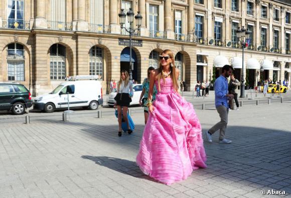 Anna Dello Russo, une Italienne à Paris.