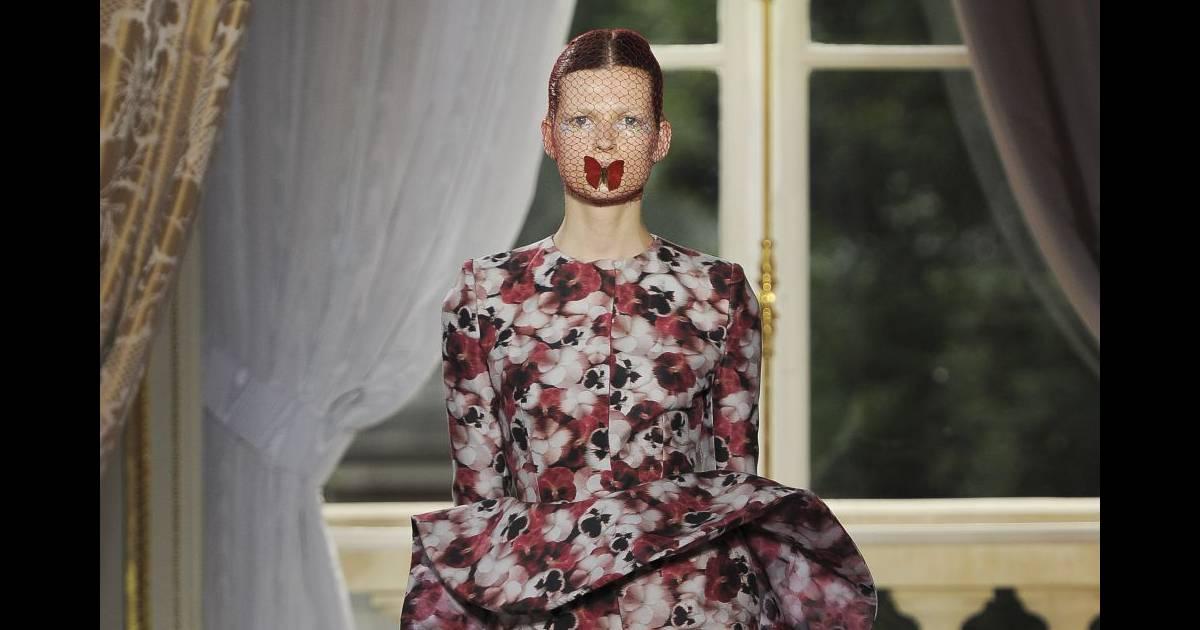 Notre best of Haute Couture Automne-Hiver 2012 2013 en 15 silhouettes -  Puretrend c4f20711b7b1