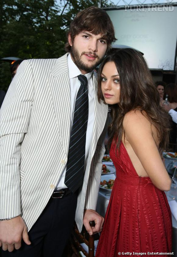 Mila Kunis et Ashton Kutcher sont bel et bien ensemble... mais continuent de démentir !