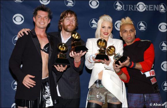 Groupe phare des années 90, les No Doubt ont vendu 27 millions d'albums dans le monde.