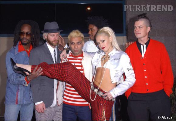 """Le groupe No Doubt prépare son grand retour avec son premier album depuis 9 ans, """"Push & Shove"""" attendu pour le 25 septembre 2012."""