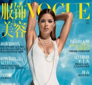 Doutzen Kroes : amputée par Photoshop dans le Vogue China !
