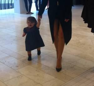 Harper Beckham et Victoria : la relève mode est en marche !