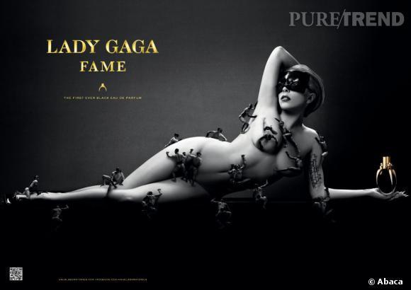 Le premier parfum, Fame, de Lady Gaga sera disponible en septembre.