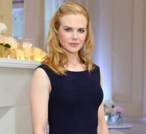 Nicole Kidman, statut de cire aux JO 2012