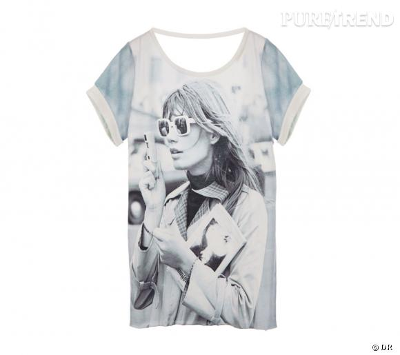 """Collection Maje, """"Icons forever"""".    Françoise Hardy"""