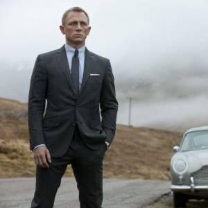 """Daniel Craig reprend le rôle de James Bond dans """"Skyfall"""""""
