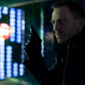 Daniel Craig reste bien le héros de ce volet, et on ne voit que lui !
