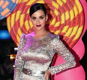 Katy Perry : de la dentelle façon seconde peau pour Part of Me