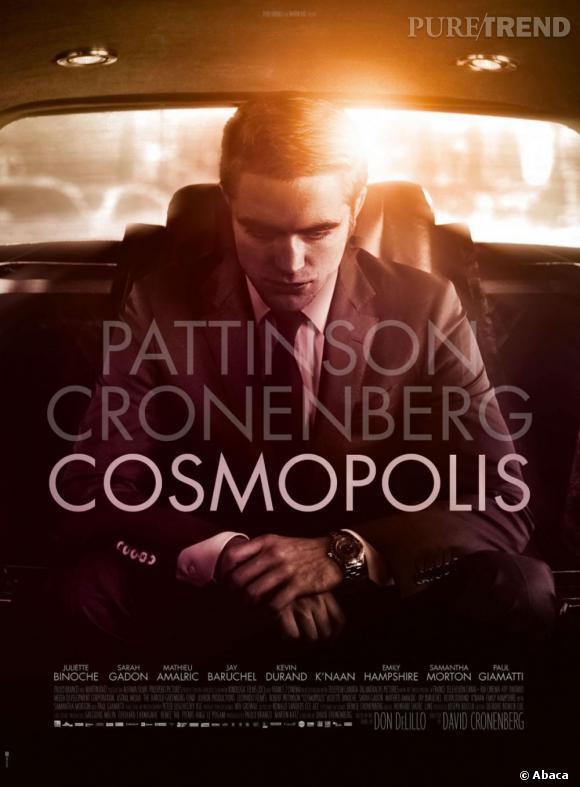 """Robert Pattinson ne renonce pas à la promotion de """"Cosmopolis"""" ! Malgré le chagrin, il sera présent sur les tapis rouges"""