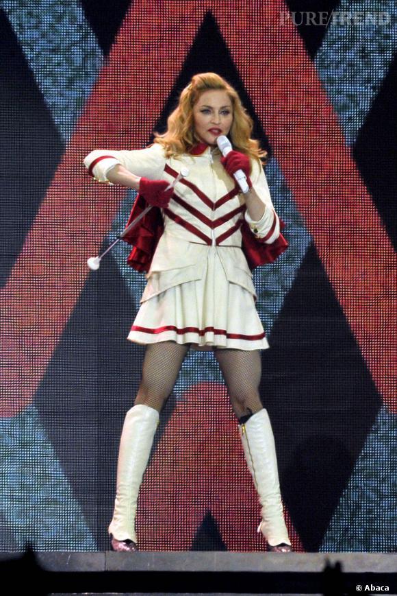Madonna va-t-elle trop loin ?