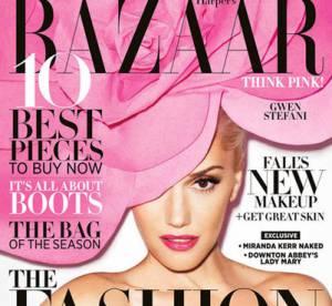 Gwen Stefani : en une du Harper's Bazaar, elle révèle le secret de ses abdos